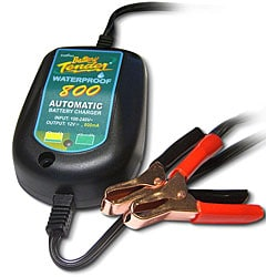 Battery Tender 022-0150-DL-WH Waterproof 800 12V Battery Charger