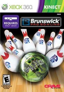 Xbox 360 - Brunswick Pro Bowling