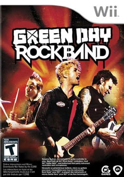 Wii - Green Day Rock Band (Pre-Played)