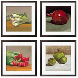 Danny Grant 'Still Life IV, VI, VIII, XIII' Giclee Art (Set of 4)