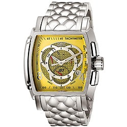 Invicta Men's 'S1' Chronograph Stainless Steel Watch.