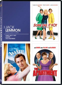 Jack Lemmon Triple Feature (DVD)