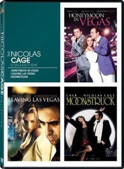Nicholas Cage Triple Feature (DVD)