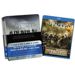 Band of Brothers With the Pacific Sampler (Blu-ray Disc)