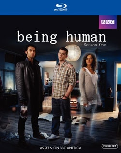 Being Human: Season One (Blu-ray Disc) 6558673