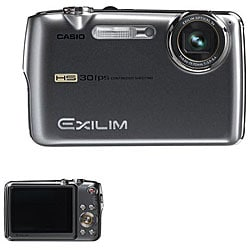 Casio High Speed EXILIM EX-FS10 9.1 MP Digital Camera