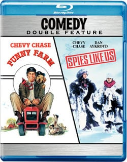 Funny Farm/Spies Like Us (Blu-ray Disc) 6601009