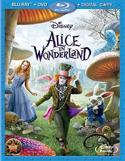 Alice in Wonderland - Includes Digital Copy (Blu-ray/DVD)