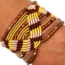 Raisa Goldenrod Bracelet (Guatemala)