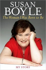 The Woman I Was Born to Be by Susan Boyle (Hardcover)
