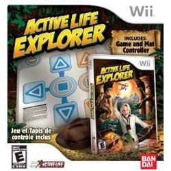 Wii - Active Life: Explorer with Mat