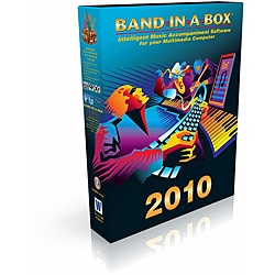 eMedia Band-in-a-Box Pro 2010 for Windows