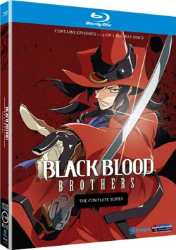 Black Blood Brothers - The Complete Series (Blu-ray Disc)