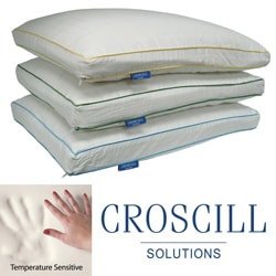 Croscill Firm Density Memory Foam Pillow