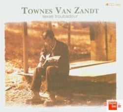 Townes Van Zandt - Texas Troubadour [Snapper Long Box] [Box]