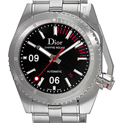 Christian Dior Men's 'Chiffre Rouge' Steel Automatic Watch