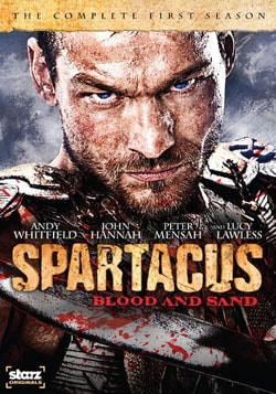 Spartacus: Blood And Sand - The Complete First Season (DVD) 6955420