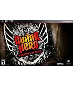 PS3 - Guitar Hero: Warriors of Rock (Super Bundle)