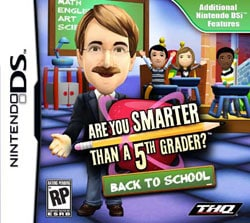 NinDS - Are You Smarter Than a 5th Grader: Back to School