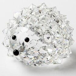 Asfour Crystal Hedgehog Figurine