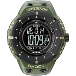 Timex Men's T49612 Expedition Trail Series Shock Digital Compass Watch