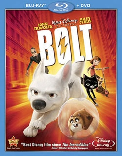 Bolt with DVD Copy (Blu-ray Disc)