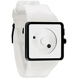 Nixon Men's Newton White LED Light Watch