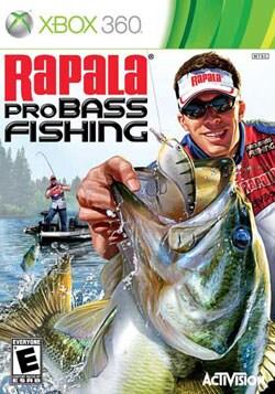 Xbox 360 - Rapala Pro Fishing (2010)