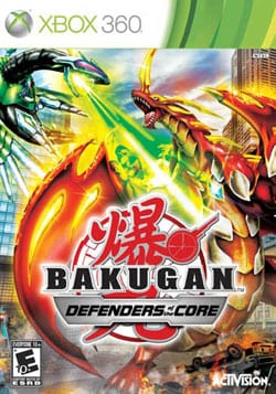 Xbox 360 - Bakugan Battle Brawlers: Defenders of the Core - By Activision Inc 7047072