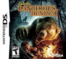 NinDS - Cabela`s Dangerous Hunts 2011