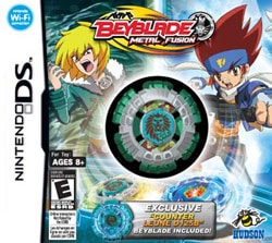 NinDS - Beyblade: Metal Fusion - Collectors Edition