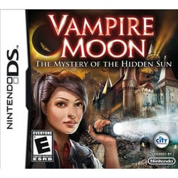 NinDS - Vampire Moon: Mystery Of The Hidden Sun
