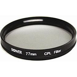 Bower FP77CC Circular Polarizing Filter