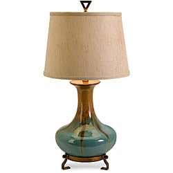 Ceramic Argento Madrid Table Lamp