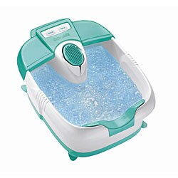 Conair True Massaging Foot Bath with Bubbles and Heat 7089603