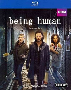 Being Human: Season Two (Blu-ray Disc) 7095036