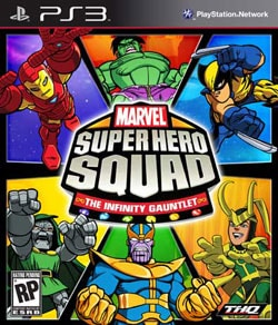PS3 - Marvel Super Hero Squad: The Infinity Gauntlet 7095043
