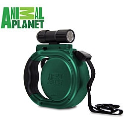 Animal Planet Retractable Pet Leash with Removable Flashlight
