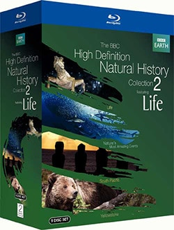BBC High Definition Natural History Collection 2 (Blu-ray Disc) 7124862