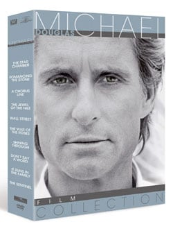 Michael Douglas Film Collection (DVD)