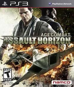 PS3 - Ace Combat: Assault Horizon - By Namco