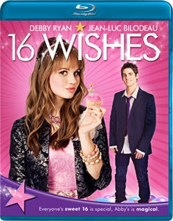 16 Wishes (Blu-ray Disc)