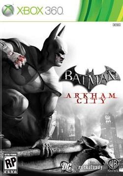 Xbox 360 - Batman: Arkham City