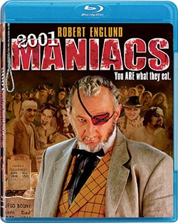 2001 Maniacs (Blu-ray Disc)