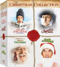 Christmas Collection (Blu-ray Disc)