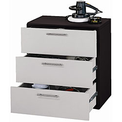 Stack-On Read- to-assemble 3-drawer Project Center 7181269
