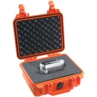 Pelican 1200 Carrying Case for Travel Essential - Orange