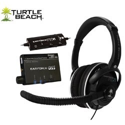 Ear Force DPX21 Headset and 5.1/7.1 Channel Dolby Surround Sound