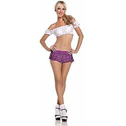 School Girl Knockout Halloween Costume
