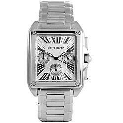 Pierre Cardin Men's Stainless Steel Chronograph Watch